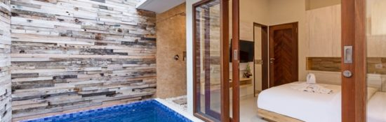 One Bedroom Plunge Pool Villa